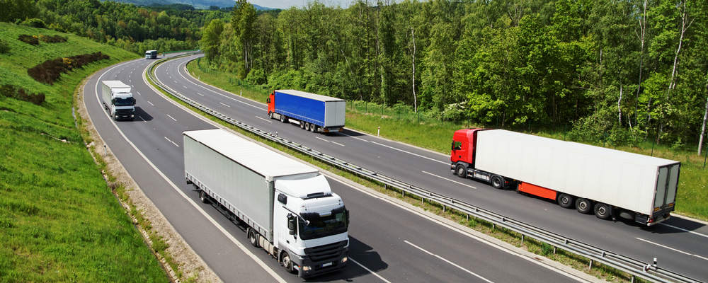 road freight forwarding company Ireland